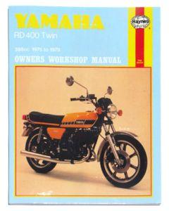 Manual - RD400 - 1975-79 - Haynes