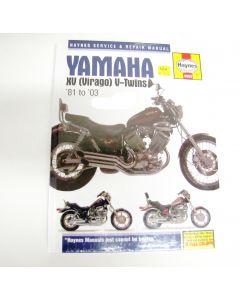 Manual - Virago - V-Twins - XV535 - XV700 - XV750 - XV920 - XV1000 - XV1100 - Haynes