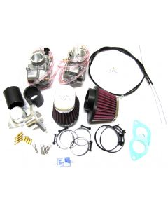 XS Performance Carb XS650 | UNASSEMBLED