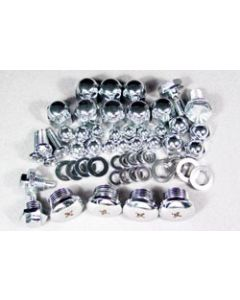 XS/TX 650 Engine Top Fastener Set