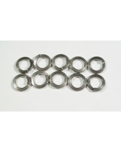 Stainless Steel Lock Washers - 8mm