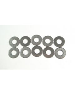 Stainless Steel Flat Washers - 8mm