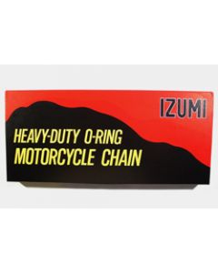 Chain - 520 - Izumi - O-Ring - ES520SDC - 100 Link