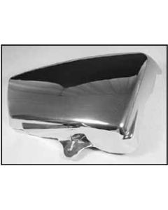 Side Cover Set - Plastic - Chrome Finish - XS650 - 1980-1984