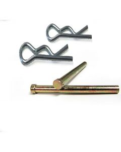 Seat Hinge Pin and Clip Set (2)