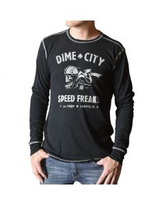 DCC Originals Speed Freaks Thermal Shirt