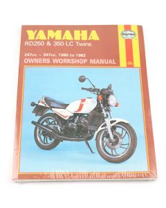 Manual RD250 & 350LC Twins (80 82)