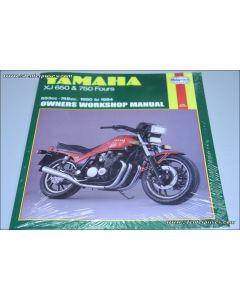 Manual XJ650 & 750 Fours (80 84)