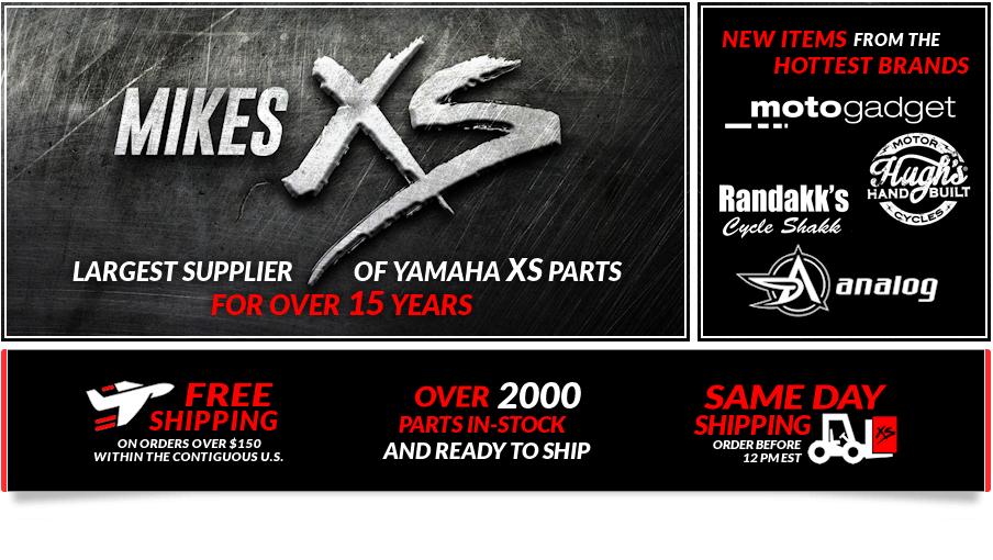 MikesXS Yamaha XS650 Parts