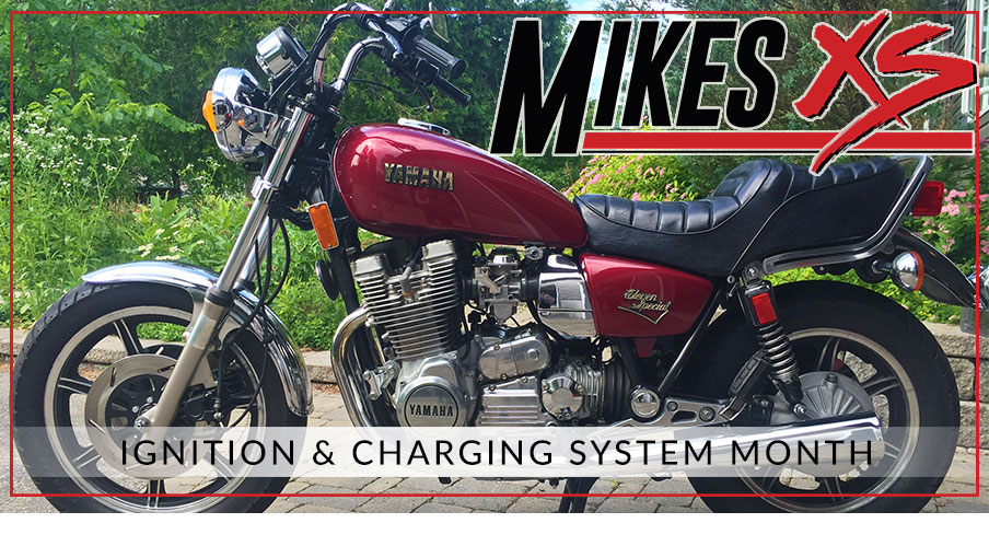 Mikes - Ignition & Charging Systems