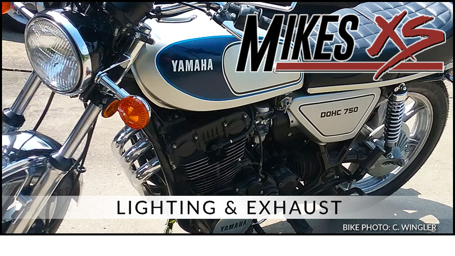 Yamaha XS650 Parts and Vintage Yamaha Parts - MikesXS