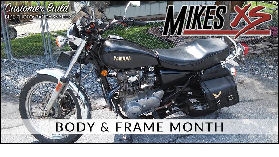 Body & Frame Month