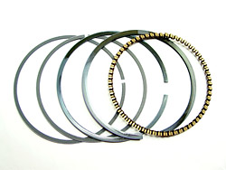 Piston Ring Set - Stock/Standard Size Yamaha XS650 Photo