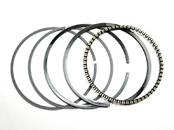 Piston Ring Set - 4th. Oversize Photo