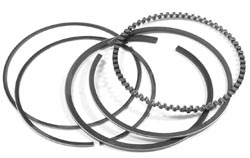 Big Bore Oversize Piston Ring Set - 6th. Oversize Photo