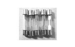 15 amp 30mm glass fuse (#10-3015)
