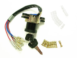 Ignition Switch (#12-4036)
