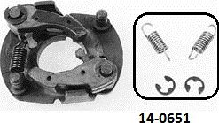 Auto Advance Spring & Clip Set XS650 Photo