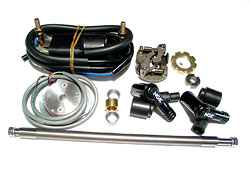 Complete Pamco Standard Ignition Kit + Advance Assy. Photo