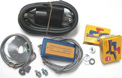 Basic Pamco Electronic Ignition with E-Advancer/Ignition Coil Kit Photo