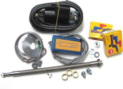 Ultimate Pamco Electronic Ignition with E-Advancer/Ignition Coil Kit Photo