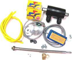 Ultimate Pamco High Output Electronic Ignition Kit + E-Advancer Photo