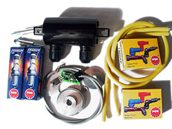 Pamco Ultimate High Output Ignition System Photo