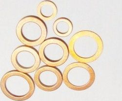 Top end Copper Sealing Washer Kit XS650 Photo