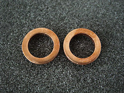 Damper Bolt Sealing Washers Photo