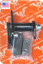 Brake Pivot For Foward control Linkage TC Bros Choppers Photo