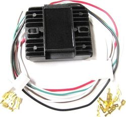 Solid State Rectifier Regulator Photo