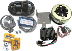 Basic Electronic Ignition with E-Advancer/XSCharge PMA Package Photo