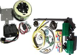 Complete 277 Degree Rephase Ignition+Advance/XSCharge PMA Package Photo