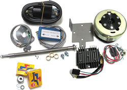 Ultimate Electronic Ignition with E-Advancer/XSCharge PMA Package Photo