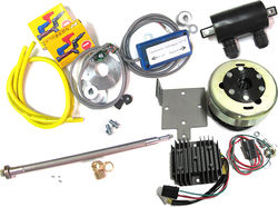Ultimate High Output Ignition+ E-Advancer/PMA Package Photo