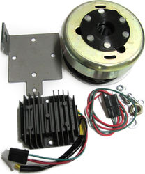 Permanent Magnet Alternator Kit (PMA) 200 Watt Photo