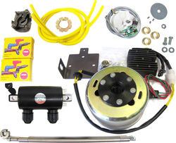 Complete High Output Standard Ignition/XSCharge PMA Package Photo