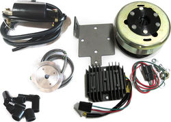 Basic Standard Ignition Kit /XSCharge PMA Package Photo