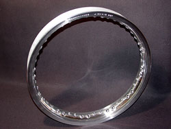 "18"" XS Performance Alloy motorcycle Rim - Yamaha XS650 48 spoke Heritage Special and Special II Photo"