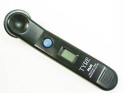 Digital Tire Pressure Gauge Photo
