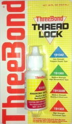 Three Bond Anaerobic Thread Lock - Medium Strength Photo