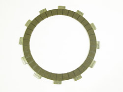 High Performance Clutch Friction Plates Photo