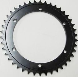 Sprocket 42Tx530 Yamaha SR500 rear Photo