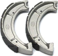 Rear Brake Shoes Yamaha SR500 G/H 1980/81 Photo