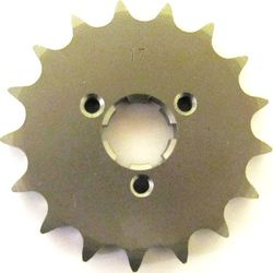 Front Sprocket 17Tx530 Yamaha RD400 XS360 XS400 Photo
