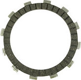 Clutch Friction plates Yamaha RD250 RD350 RD400 Photo