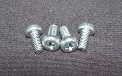 Screws - 5mm. Mikuni CV carb lid Photo