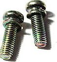 Screws to fasten Float Bowl Photo
