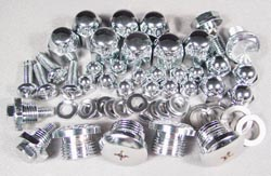 Engine Top Fastener Set - 54pc. Photo