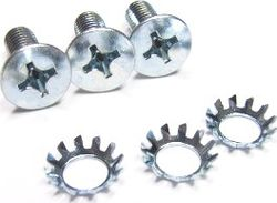 Advance/Breaker Housing Screw & washer Set Photo